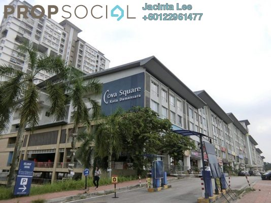 Shop For Sale in Cova Square, Kota Damansara Freehold Unfurnished 0R/0B 307k