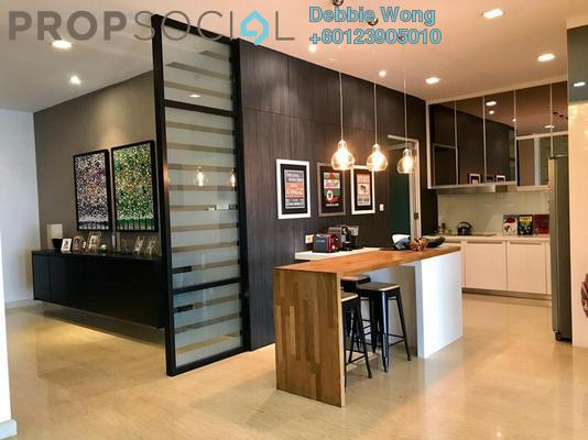 Duplex For Sale in Sunway Vivaldi, Mont Kiara Freehold Semi Furnished 4R/4B 3.1m
