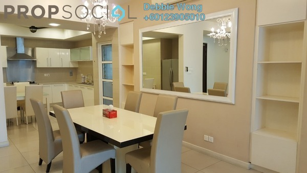 Condominium For Rent in Mont Kiara Banyan, Mont Kiara Freehold Fully Furnished 4R/4B 6.3k
