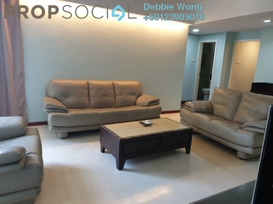 Condominium For Sale in i-Zen Kiara II, Mont Kiara Freehold Fully Furnished 3R/3B 950k