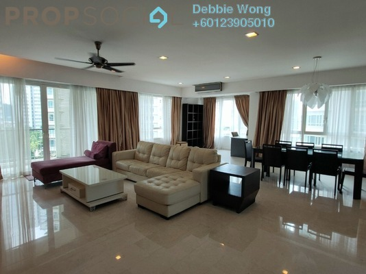 Condominium For Rent in Kiaraville, Mont Kiara Freehold Fully Furnished 4R/3B 9.5k