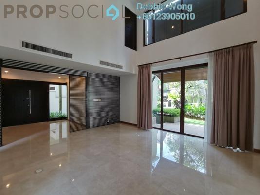 Bungalow For Rent in Villa Mont Kiara, Mont Kiara Freehold Semi Furnished 5R/6B 19k