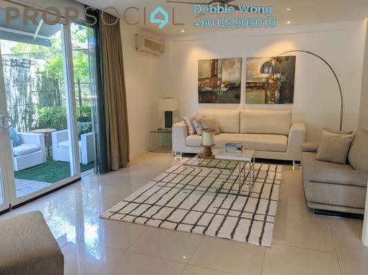 Villa For Rent in Bukit Pantai, Bangsar Freehold Fully Furnished 6R/6B 15k