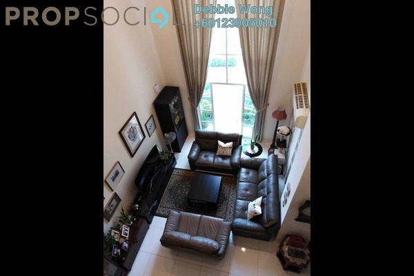 Duplex For Sale in Hartamas Regency 2, Dutamas Freehold Semi Furnished 5R/5B 1.7m