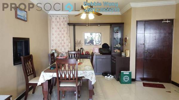Condominium For Sale in Vista Kiara, Mont Kiara Freehold Fully Furnished 3R/2B 650k