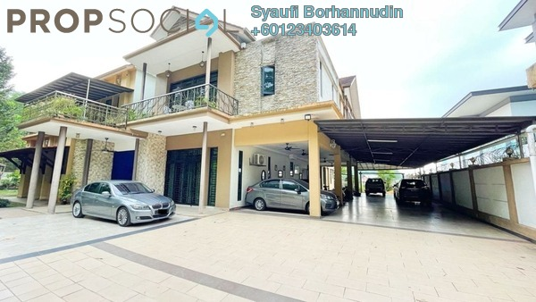 Bungalow For Sale in Section 9, Kota Damansara Freehold Unfurnished 7R/9B 4.8m
