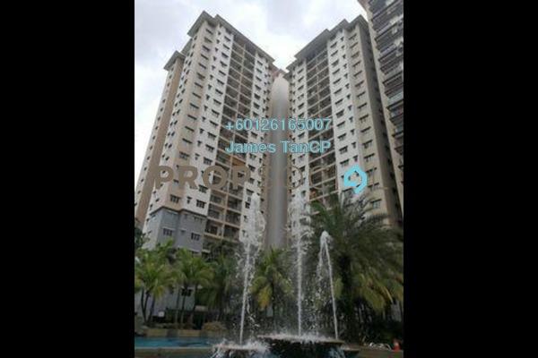 Condominium For Sale in Kelana Mahkota, Kelana Jaya Freehold Semi Furnished 3R/2B 409k