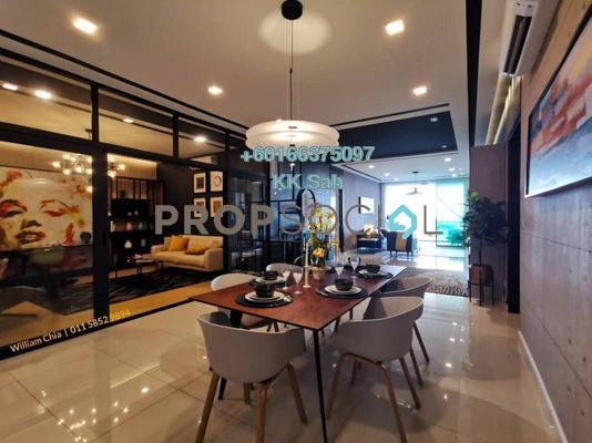Condominium For Sale in Taman OUG, Old Klang Road Freehold Semi Furnished 3R/2B 480k