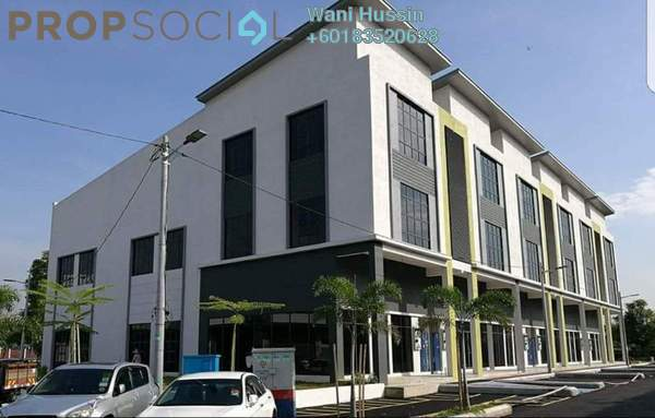 Factory For Rent in Taman Perindustrian Sime UEP, Shah Alam Freehold Semi Furnished 0R/0B 8k