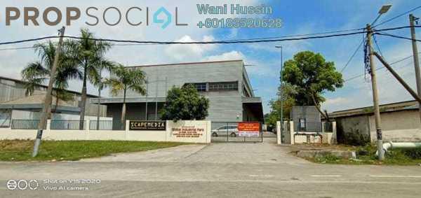 Factory For Rent in Kampung Baru Subang, Shah Alam Freehold Semi Furnished 0R/0B 11.9k