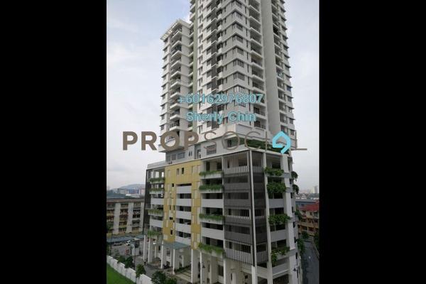 Condominium For Sale in Vila Vista, Cheras Freehold Semi Furnished 4R/4B 1.01m