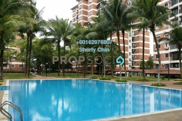 Condominium For Sale in Forest Green, Bandar Sungai Long Freehold Semi Furnished 6R/4B 638k