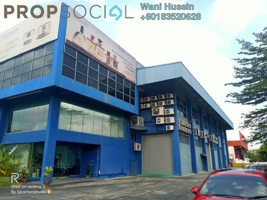 Factory For Rent in Hicom-Glenmarie Industrial Park, Shah Alam Freehold Semi Furnished 0R/0B 144k