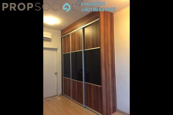 Condominium For Rent in 1Sentul, Sentul Freehold Semi Furnished 3R/2B 1.5k