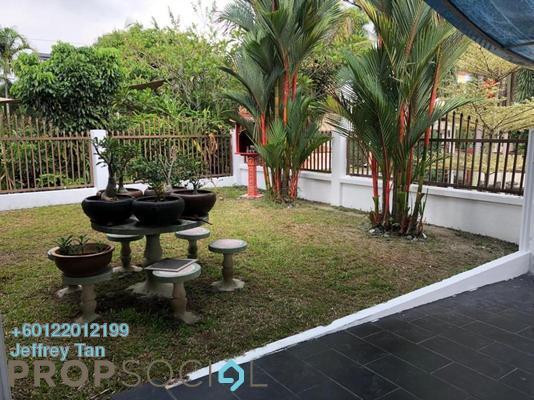 Bungalow For Sale in Taman Anggerik Villa, Kajang Freehold Semi Furnished 4R/3B 1m