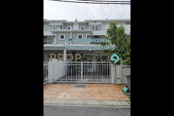 Terrace For Sale in Seksyen 8, Bandar Baru Bangi Freehold Semi Furnished 5R/4B 648k