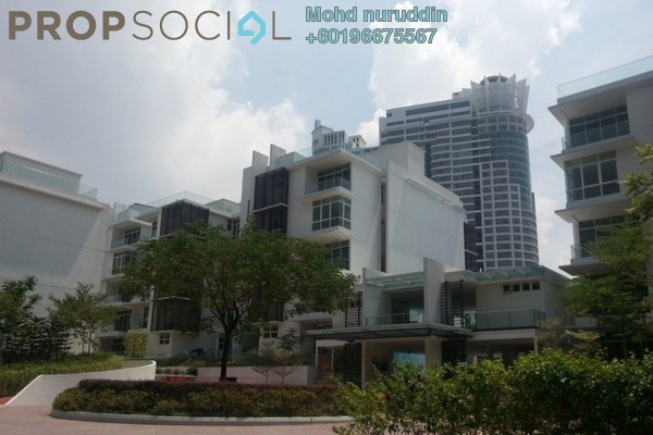 Condominium For Sale in Kenny Heights Estate, Kenny Heights Freehold Semi Furnished 5R/6B 2.85m