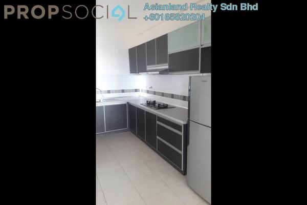Condominium For Sale in Nadia, Desa ParkCity Freehold Semi Furnished 3R/3B 850k