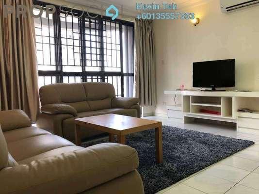 Condominium For Rent in Mont Kiara Palma, Mont Kiara Freehold Fully Furnished 3R/2B 3.2k