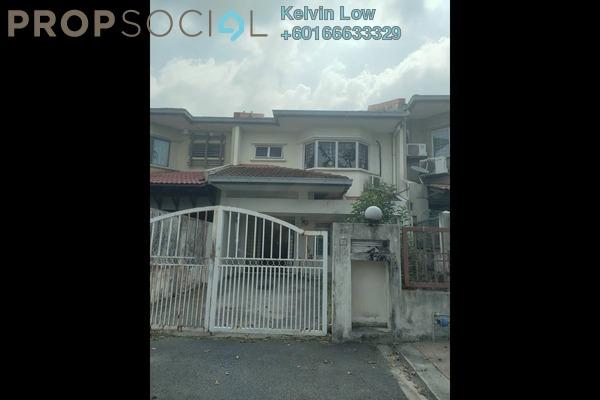Terrace For Rent in Seri Utama, Kota Damansara Freehold Unfurnished 4R/3B 1.8k