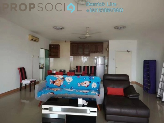 Condominium For Rent in Dynasty Garden, Kuchai Lama Freehold Fully Furnished 3R/2B 1.8k