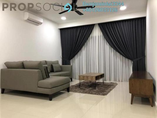 Condominium For Rent in The Westside Three, Desa ParkCity Freehold Fully Furnished 2R/2B 4k