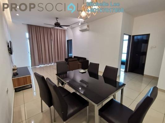 Condominium For Sale in M Condominium, Johor Bahru Freehold Fully Furnished 3R/2B 425k