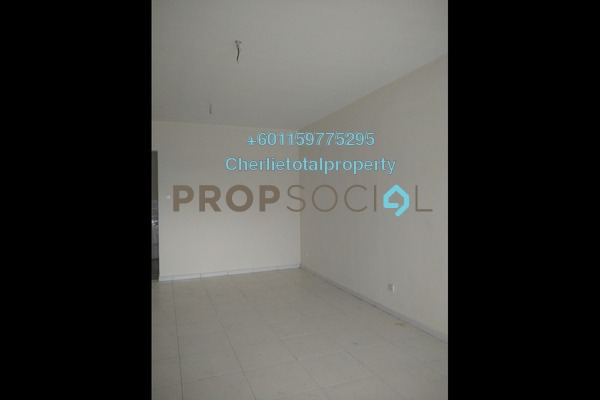 Terrace For Rent in Taman Midah, Cheras Freehold Semi Furnished 5R/2B 1.6k