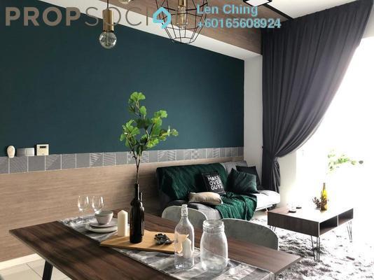 Condominium For Rent in Koi Kinrara, Bandar Puchong Jaya Freehold Fully Furnished 3R/3B 2.3k