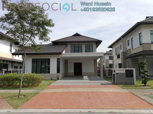 Bungalow For Sale in Setia Eco Park, Setia Alam Freehold Unfurnished 5R/5B 3m