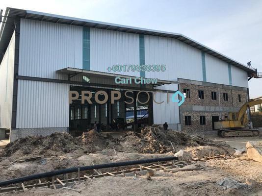 Factory For Rent in Kampung Telok Gong , Port Klang Freehold Unfurnished 0R/0B 95.3k