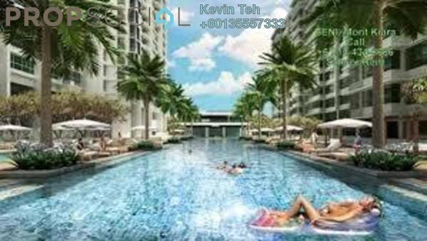 Condominium For Rent in Seni, Mont Kiara Freehold Semi Furnished 4R/6B 12k