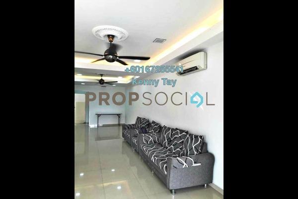 Terrace For Sale in Taman Desa Jaya, Kepong Freehold Semi Furnished 3R/2B 575k