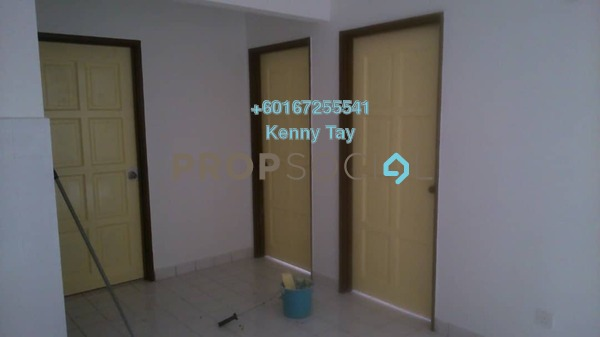 Apartment For Sale in Desa Dua, Kepong Freehold Semi Furnished 3R/2B 250k