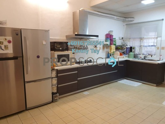 Terrace For Sale in Fortune Park, Kepong Freehold Semi Furnished 4R/4B 1.5m