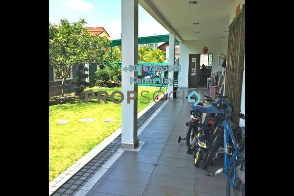 Semi-Detached For Sale in Taman Residensi, Jalan Ipoh Freehold Semi Furnished 6R/5B 1.85m