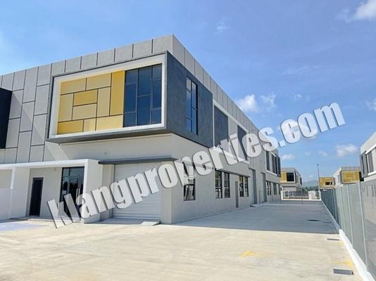 Factory For Rent in Eco Business Park V, Puncak Alam Freehold Unfurnished 0R/0B 6.5k