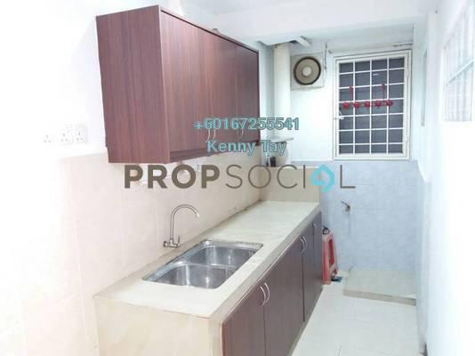 Condominium For Sale in Plaza Medan Putra, Bandar Menjalara Freehold Semi Furnished 3R/2B 298k