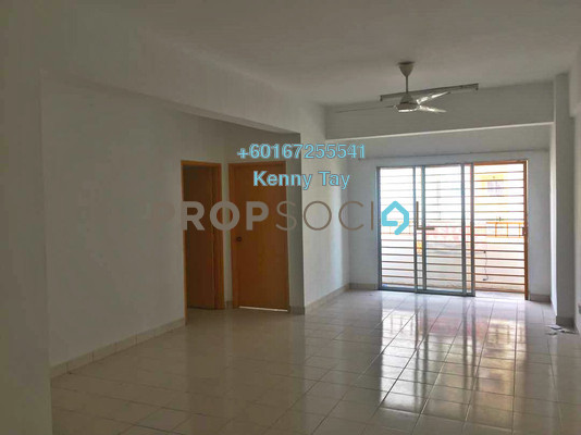 Apartment For Sale in Vista Mutiara, Kepong Leasehold Unfurnished 3R/2B 350k
