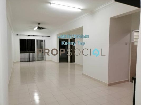 Condominium For Sale in Plaza Medan Putra, Bandar Menjalara Freehold Semi Furnished 3R/2B 300k