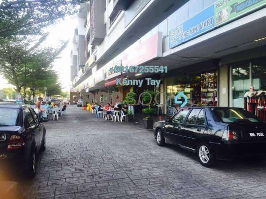 Shop For Rent in First Residence, Kepong Freehold Semi Furnished 0R/2B 2.2k
