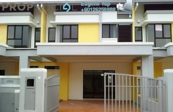 Terrace For Rent in Sutera Damansara, Damansara Damai Freehold Unfurnished 4R/3B 1.7k
