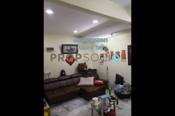 Terrace For Sale in Taman Daya, Kepong Freehold Semi Furnished 4R/3B 685k