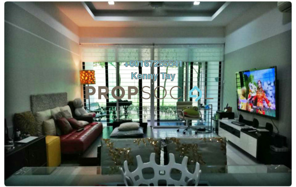 Townhouse For Sale in Sunway SPK 3 Harmoni, Kepong Freehold Fully Furnished 4R/4B 1.68m