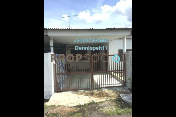 Terrace For Sale in Taman Kulai Utama, Kulai Freehold Unfurnished 3R/2B 295k