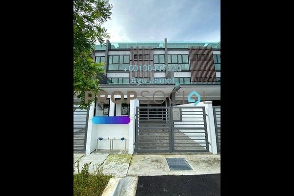 Villa For Sale in Villa Domus, Batu Caves Freehold Unfurnished 3R/3B 1.29m