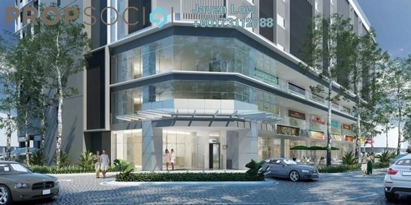 Shop For Sale in Danau Kota Suite Apartments, Setapak Freehold Semi Furnished 0R/2B 729k