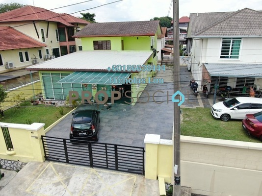 Land For Sale in SS2, Petaling Jaya Freehold Unfurnished 1R/1B 4.8m