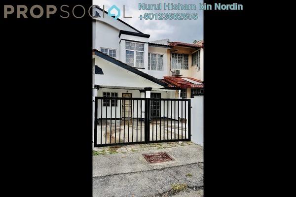Terrace For Sale in Seri Utama, Kota Damansara Freehold Unfurnished 3R/3B 645k