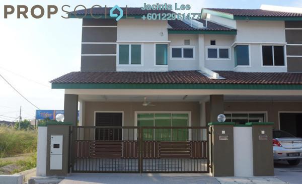 Terrace For Sale in Taman Sitiawan Maju, Sitiawan Freehold Semi Furnished 4R/4B 292k